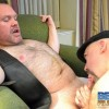 BearFilms big beefy bear threesome