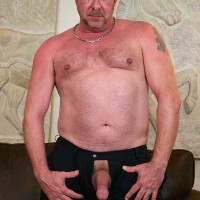 Beefy daddy Russ Rodgers