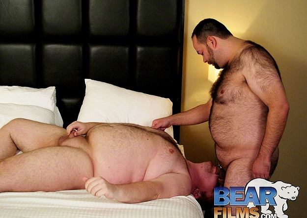 Gay sex - Bama Cub and Randy Cox from BearBoxxx