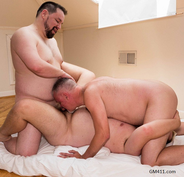 Gay sex - Jack Power, Tommy Chance and Zach Wolfe from BearFilms