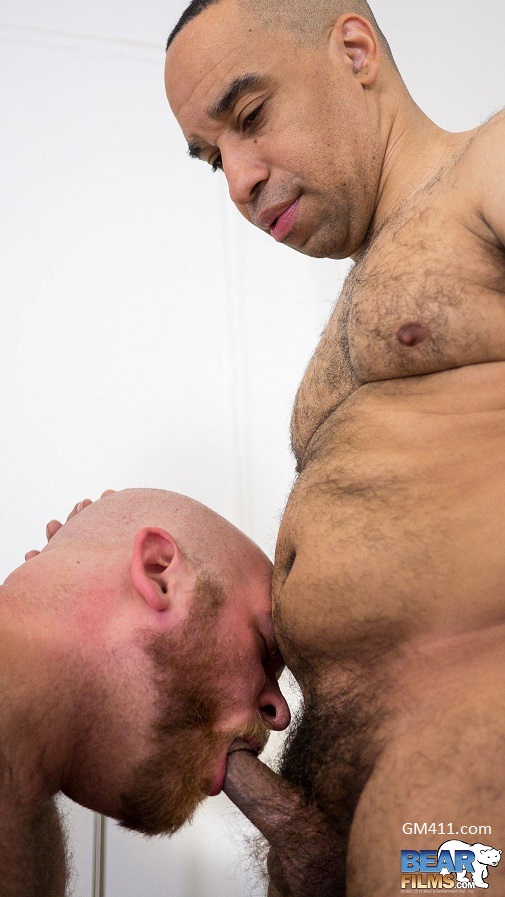 Gay sex - James Hardcore and Jef Heart from BearFilms