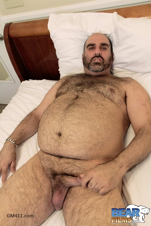 Gay sex - Paul Bear big beefy bears from BearFilms