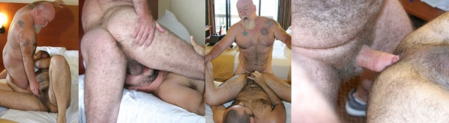 Gay sex - Noah Post and Pablo Paris from BearBoxxx