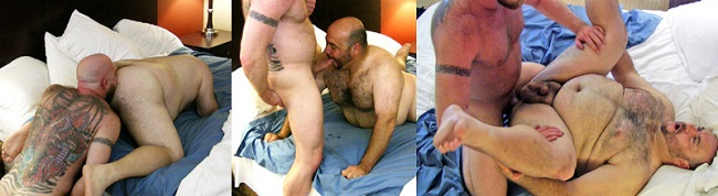 Gay sex - Scott Irish and Rob Rider from BearBoxxx