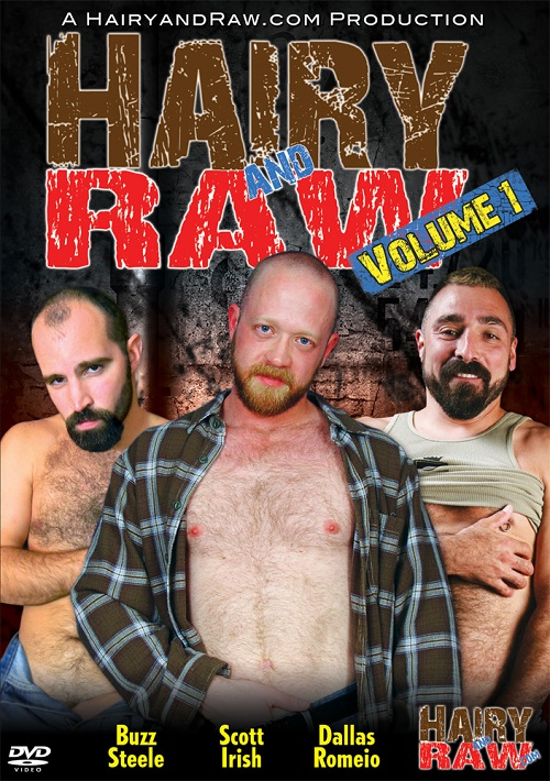 Gay sex - Hairy Raw v1 bareback sex from BearBoxxx