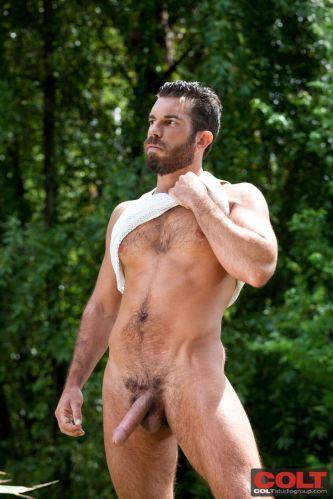 hot hairy naked mountain men fucking