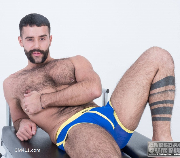 Gay sex - Teddy Torres from Barebackcumpigs