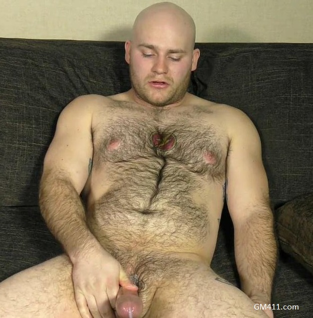 Gay sex - hairy lumberjack Blake from theGuysite