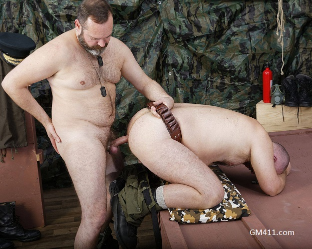 Gay sex - Guy English and Joe Hardness from BearBoxxx