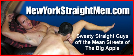 Gay sex - hairy Michael pounds Sean from Newyorkstraightmen