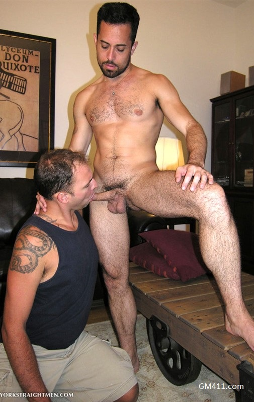 Gay sex - Aaron and Trey from Newyorkstraightmen