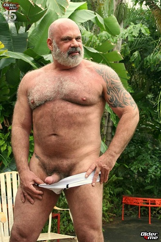 Gay sex - Tony DaRimma muscle daddy from Older4me