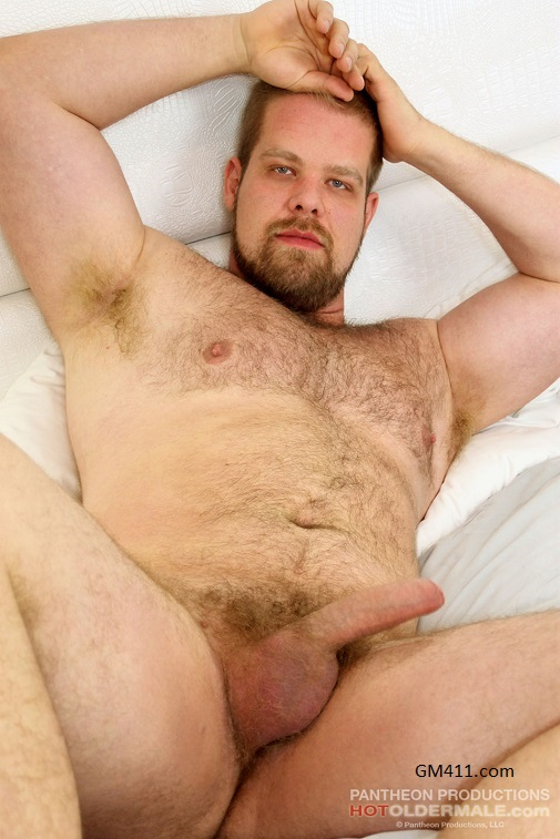 Gay sex - Bryan Knight from Hotoldermale